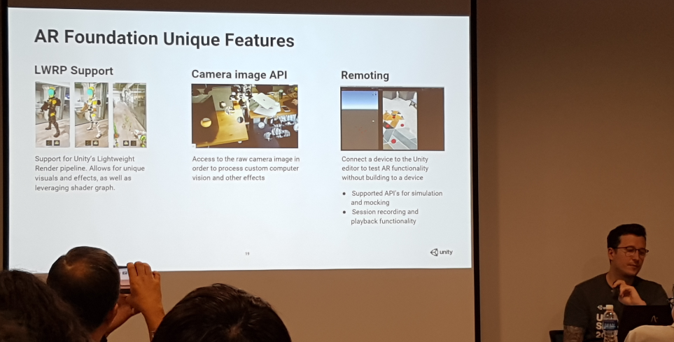 VR/AR Event】'Unity AR Foundation' Session Report – Lab7 in Singapore